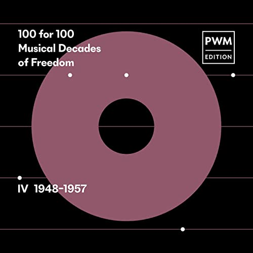 100 for 100. Musical Decades of Freedom: IV 1948–1957