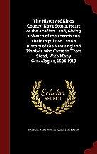 History Of Kings County Nova Scotia