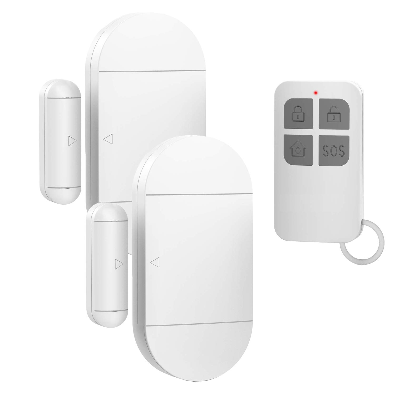 Wireless Magnetic Anti Theft Apartment Business