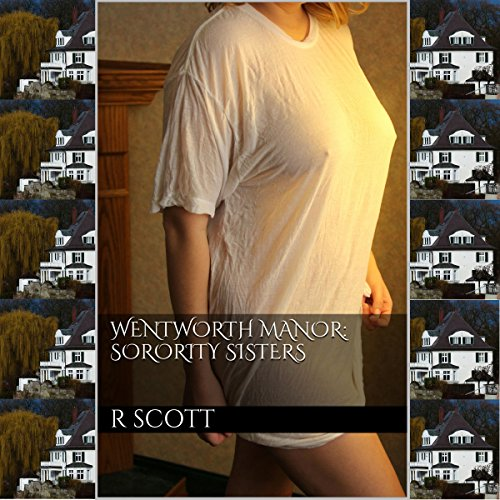 Wentworth Manor audiobook cover art