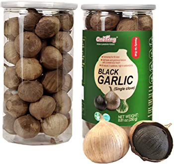Onetang 8.81-Oz. Whole Black Garlic