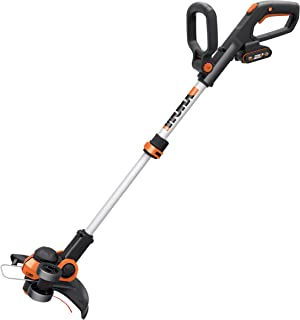 Sponsored Ad – WORX WG163E 18V (20V MAX) Cordless Grass Trimmer with Command Feed and 2 Batteries