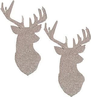 Best iron on deer head Reviews