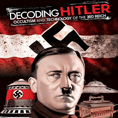 Decoding Hitler audiobook cover art