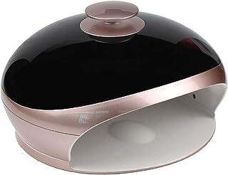GYNFJK Lámpara de uñas LED UV, Interruptor táctil Inteligente de temporización múltiple, máquina de uñas Inteligente Adecuada para el hogar, salón, Tienda de uñas