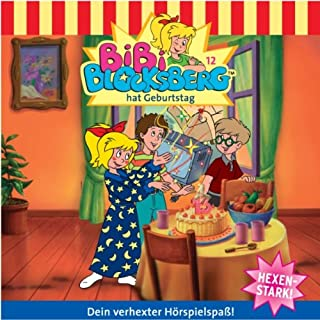 Bibi hat Geburtstag audiobook cover art
