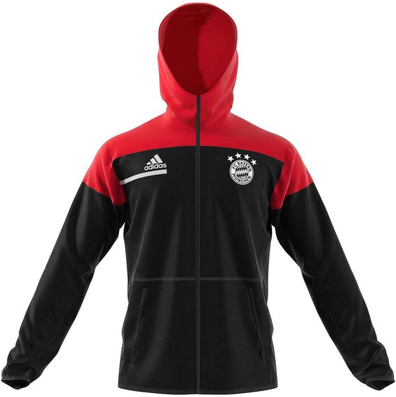 adidas Fc Bayern Zne Anthem Jacket Giacca da calcio. Uomo