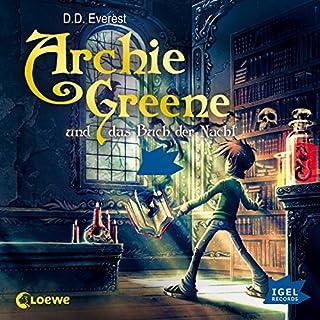 Archie Greene und das Buch der Nacht Titelbild