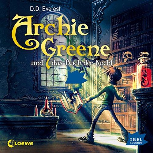 Archie Greene und das Buch der Nacht cover art