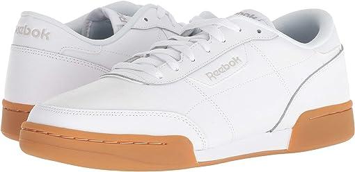 White/Steel/Gum