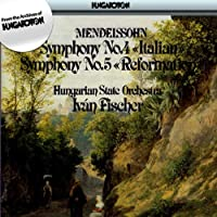 Symphony No. 4 Itaian Symphony No. 5 Reformation