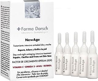Farma Dorsch New Age Tratamiento Intensivo Antiedad Dia y Noche - 5 Unidades x 10 ml