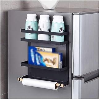 Organisateur de Rangement Cuisine Multifonction réfrigérateur Support de Rangement Organisateur étagère économiseur d'espa...