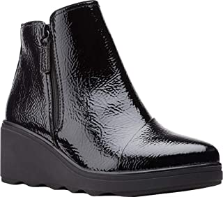 Clarks - Womens Mazy Eastham Boots