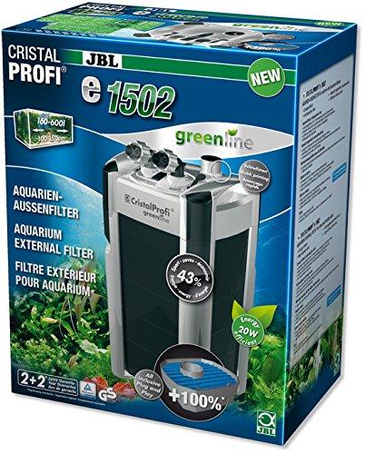 cristalprofi e1502Greenline filtro exterior para acuarios de 200–700litros