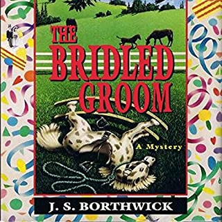 The Bridled Groom audiobook cover art