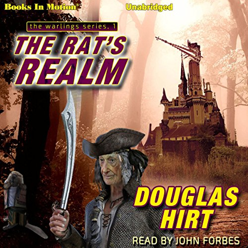 The Rat's Realm audiobook cover art