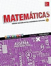 Glencoe Math, Course 3, Volume 1, Spanish Student Edition (MATH APPLIC & CONN CRSE) (Spanish Edition)
