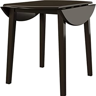 Ashley Furniture Signature Design - Hammis Dining Room Table - Drop Leaf Table - Dark Brown