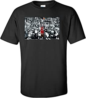 Black Chicago Jordan The Shot T-Shirt
