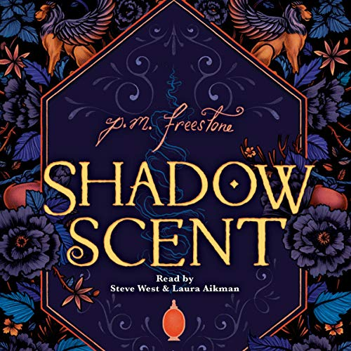 Shadowscent cover art