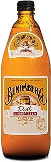 Bundaberg Diet Ginger Beer, 12 x 750 ml, Ginger
