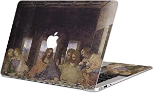 igsticker Skin Decals for MacBook Pro 13 inch 2019/18/17/16(Model A2159/A1989/A1706/A1708) Ultra Thin Premium Protective Body Stickers Skins Universal Cover Last Supper Painting Illustration