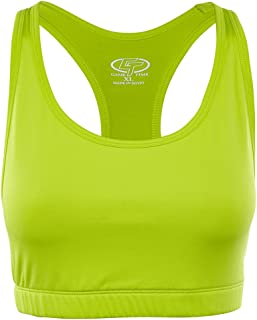 Game Time Sports Bra Womens Style: GT04-VOLT Size: L