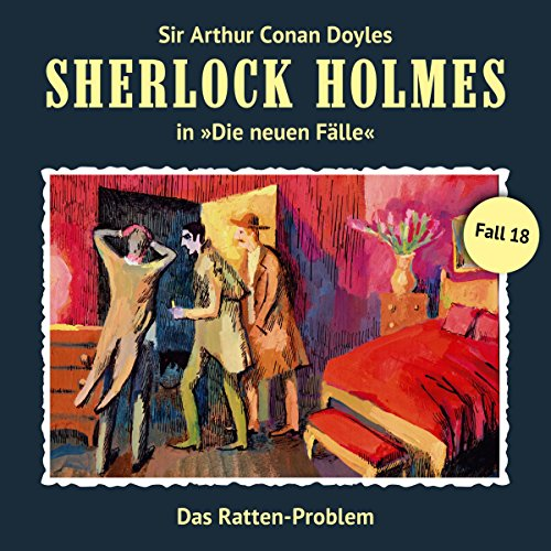 Das Rattenproblem audiobook cover art