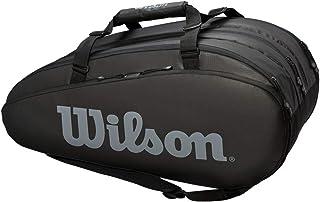 Wilson(ウイルソン) テニス バッグ バドミントン ラケットバッグ TOUR 3 COMP(ツアー3コンプ) ラケット15本収納可能