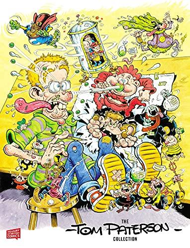 The Treasury of British Comics Presents: The Tom Paterson...