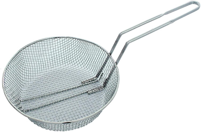 moda Actualizar International CUB-12M 12 in in in Ronda Culinary Basket Medium Mesh  almacén al por mayor