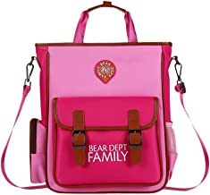 Waterproof Kids Tutorial bags for Boys,Girls,With Large Stores Book Bags(160428)