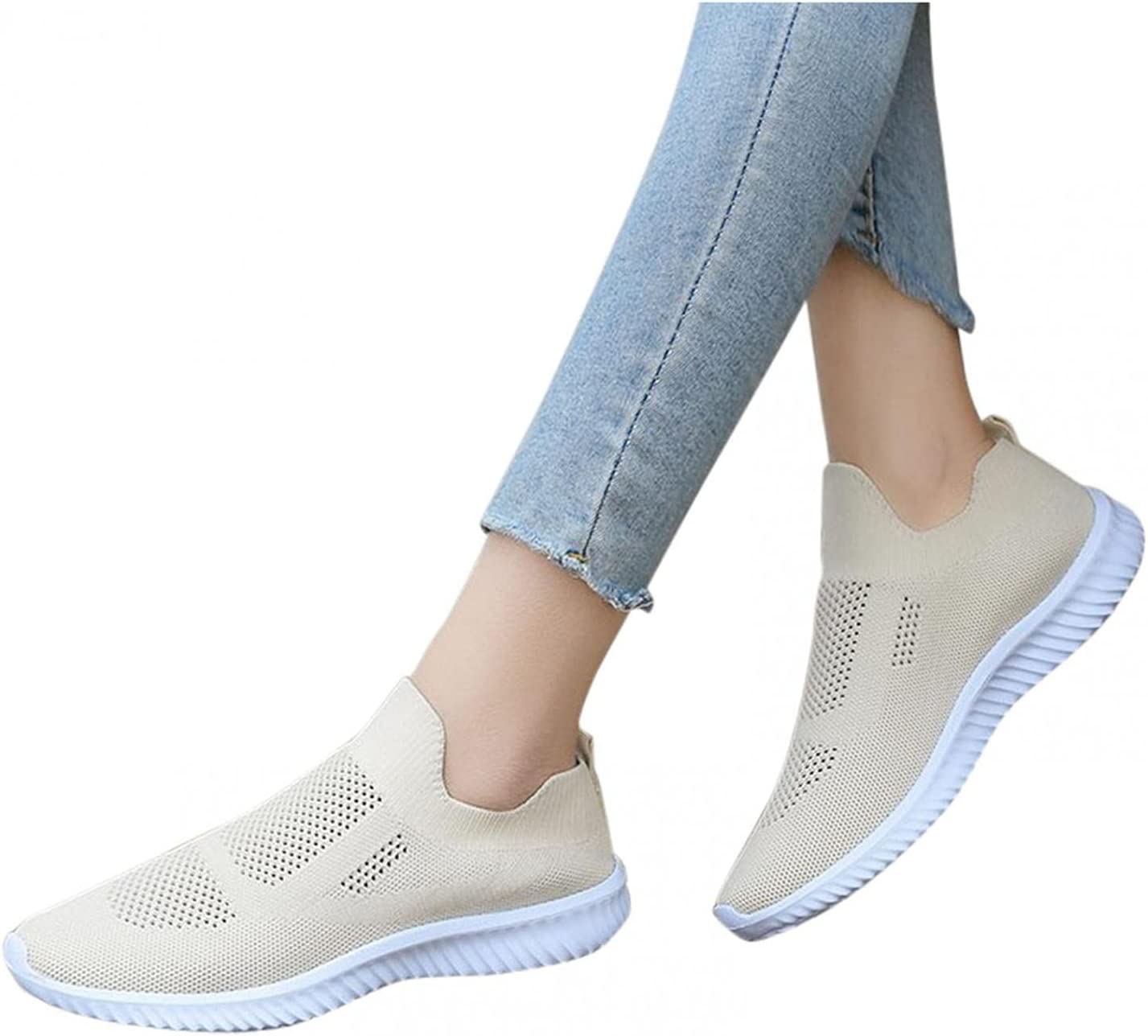 White Walking Selling rankings Shoes New color for Women Sock Mes Breathable Sneaker Casual