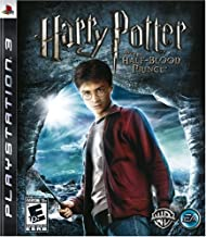 HARRY POTTER AND THE HALF-BLOOD PRINCE - PS3