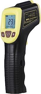 mewmewcat Termômetro infravermelho, pistola de temperatura digital sem contato -58 ° F a 1112 ° F (-50 ° C a 600 ° C) com ...