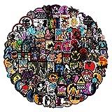 100 Unids / Set Dibujos Animados Japoneses Anime Dragon Ball Pegatinas Diy Pegatinas Impermeables Maleta Guitarra Skateboard Graffiti Pegatinas Para Niños Decoración De Navidad Habitación