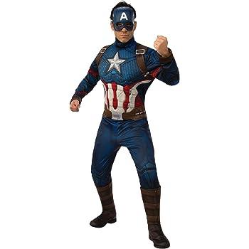 Rubies - Disfraz oficial de los Vengadores del Capitán América ...