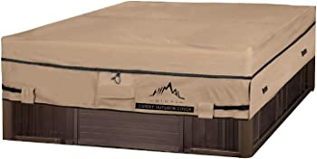 Himal Heavy-duty Square Hot Tub Cover