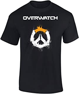 Overwatch Logo Art Graphic T-Shirt