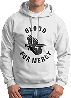 XINSHOUS Yellow Claw, Blood for Mercy Men's Pullover Hooded Sweatshirt