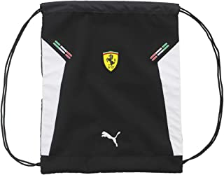 Puma Ferrari Motorsport Men's Unisex Carrysack Gym Bag Black
