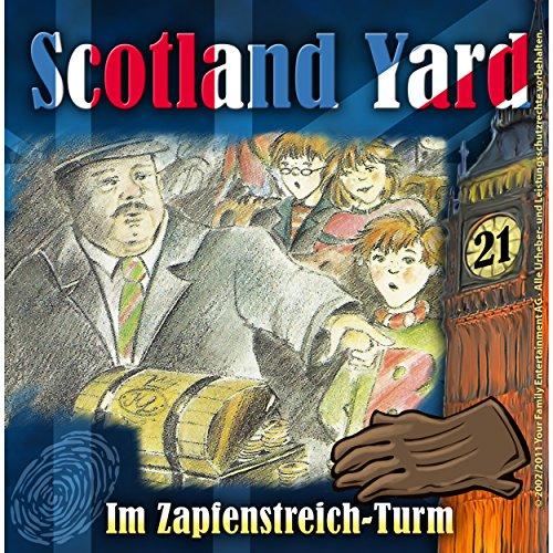 Im Zapfenstreich-Turm (Scotland Yard 21) Titelbild