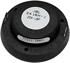 JBL Factory Speaker Replacement Diaphragm 2416H, 2416H-1, D8R2416-1, 64314-02, and many others