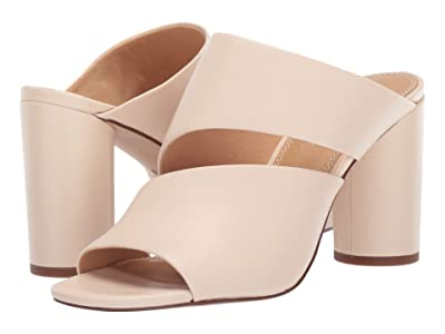 Splendid Serenade (Cream Nappa Leather) High Heels