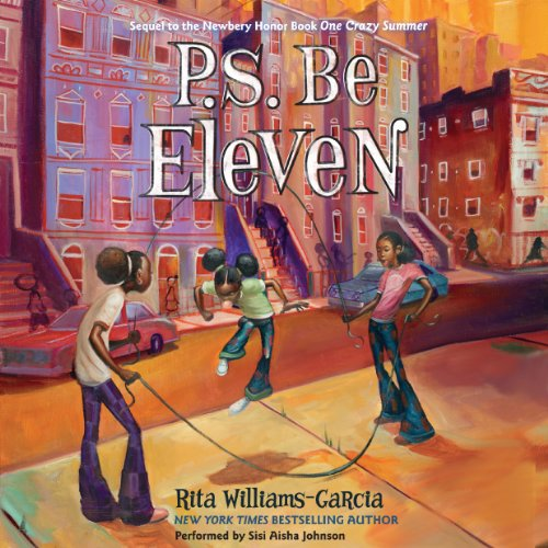 P.S. Be Eleven audiobook cover art