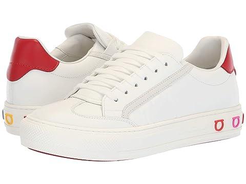 Salvatore Ferragamo Borg Classic Sneaker