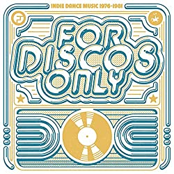 for Discos Only: Indie Dance Music from Fantasy & Vanguard Records (1976-1981)