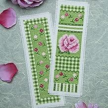 Twilleys of Stamford Rose Medley Bookmark Cross Stitch Kit