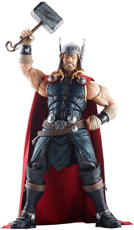 entrega rápida Marvel Legends Series Thor de de de 12 Pulgadas Figura de acción de Avengers Juguetes for Niños Colección de Regalos de cumpleaños - Decoración for el hogar  buen precio